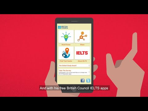 Practice for your IELTS test with free apps from the British Council ...