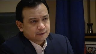 EXCLUSIVE INTERVIEW: Trillanes: I embrace God's will