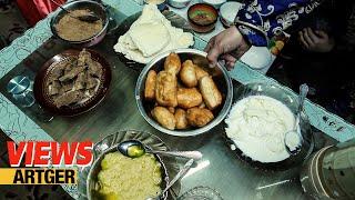 What Mongolian Breakfast Is Like | VIEWS