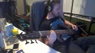 Dreamshade - Wide awake - bass cover