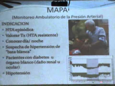Hipertensión es angioretinopathy
