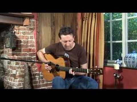 Guitar Clive Carroll plays Eliza's Eyes