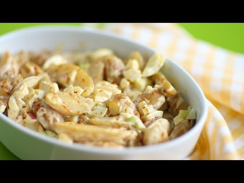 Simple Deviled Egg Potato Salad – Everyday Food with Sarah Carey