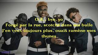 4KEUS   Fusion (ParolesLyrics)