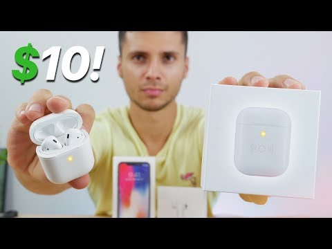 $10 AirPods Wireless Charging Case! + Giveaway Winners