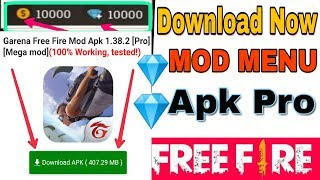 free fire mod menu download link - TH-Clip