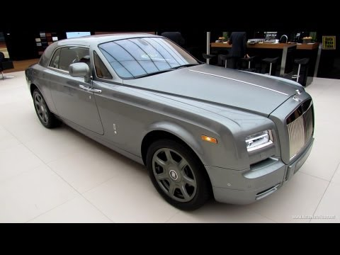 2013 Rolls-Royce Phantom Coupe Aviator Collection - Walkaround
