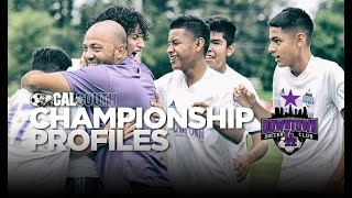 Cal South Championship Profile: Downtown LA SC
