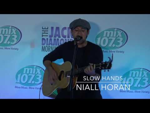 Niall Horan Performs Slow Hands In The Mix107.3 Lounge Mp3