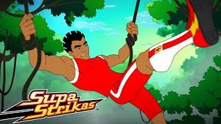 Supa Strikas - Season 1 Episode 3 - The Lost Star | Kids Cartoon