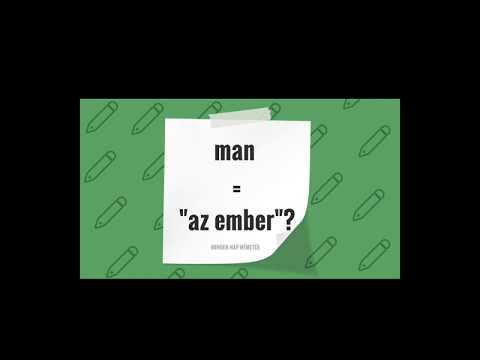 man =
