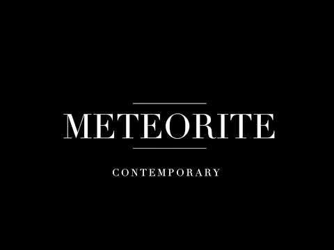 Euroluce Light of Italy - Meteorite