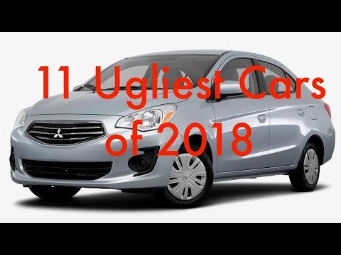Ugliest Cars Of 2018 - By Category!