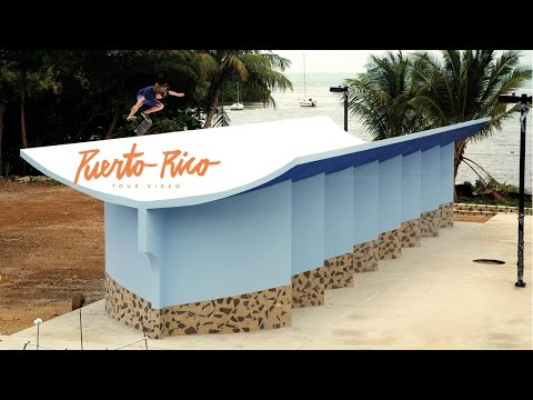 Image for video Puerto Rico Tour Video