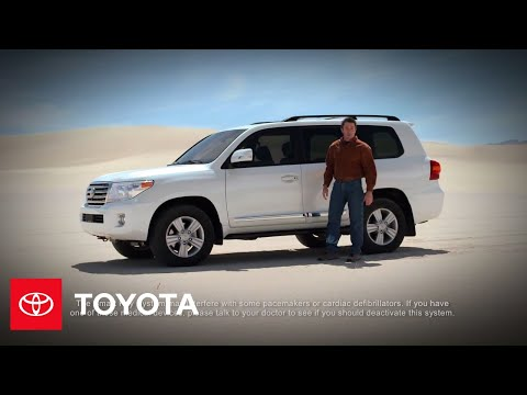 Toyota Land Cruiser video