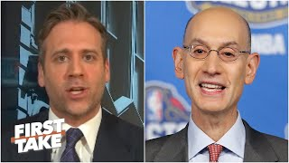 Should the NBA go straight into the playoffs if the season resumes? First Take debates   First Take