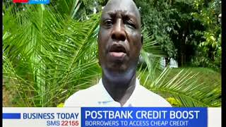 Business Today - 22nd March 2018: Post Bank seals a deal with Premier Credit Ltd
