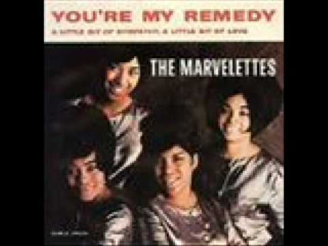 The Hunter Gets Captured By the Game (1967) (Song) by The Marvelettes