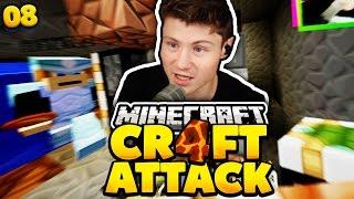 DIE GEHEIME TÜR | Minecraft Craft Attack 4 #8 | Dner