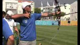 Team USA archery