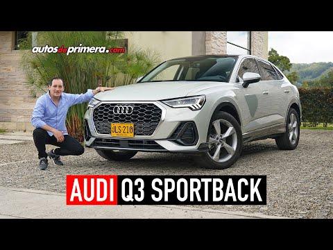 Audi Q3 Sportback 2020 🔥 Un crossover premium único 🔥 Prueba - Reseña