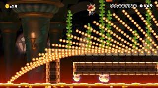 【Super Mario Maker】クリア率0% マリカーTA元世界チャンプの鬼畜コースに挑戦【マリオメーカー】