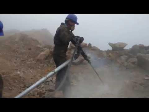 Perforacion y Voladura de Roca Martillo Neumatico INCCA SCRL