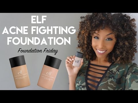 Acne Fighting Foundation by e.l.f. #7