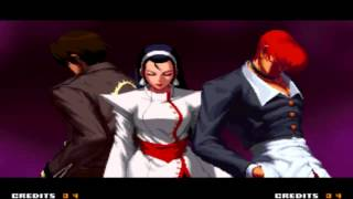kof 2003 intro HD