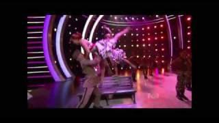 SYTYCD 7 - Cirque Du Soleil's Viva Elvis