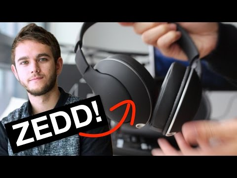 Are ZEDD's New Headphones Worth $199?