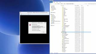VMware Fix - Failed to lock the file Cannot open the disk 'xxxx.vmdk'