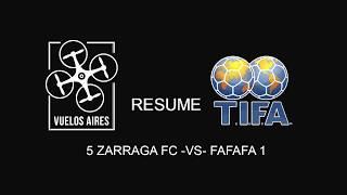 TIFA 13/8 Zarraga FC -vs- Fafafa