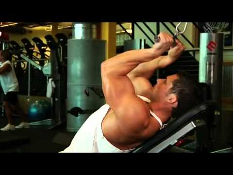 Cable Incline Triceps Extension Exercise Guide and Video
