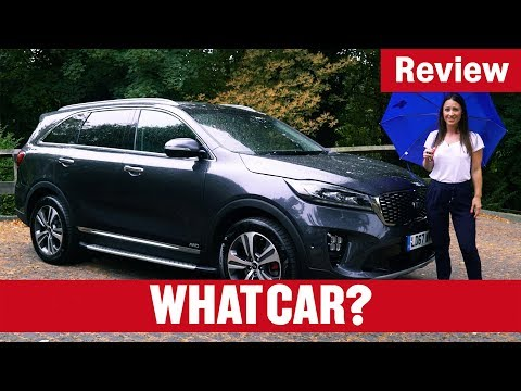 2018 Kia Sorento Review – The Best Seven Seat SUV? | What Car?