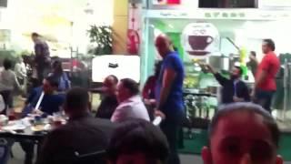 preview picture of video 'مطعم طيبة  الصين ايوو    يوم عرفة عند الافطار'