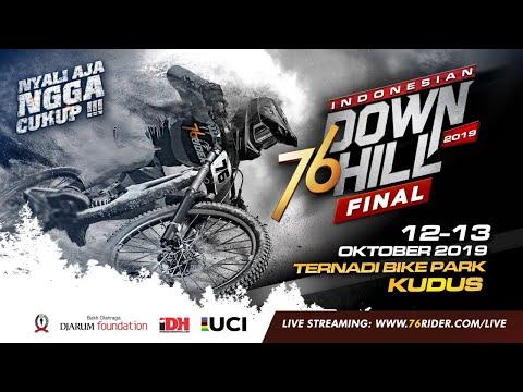76 Indonesian Downhill 2019 #3 - Ternadi Bike Park - Final Race