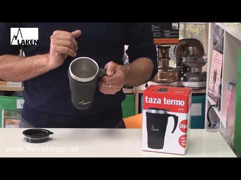 Taza termica laken