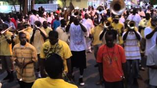 ONE FAMILY Youth March 2011 pt1