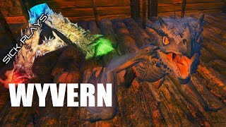ARK Scorched Earth - 108 Fire Wyvern Baby / Wyvern Milk / Egg Incubating