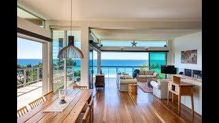 Elevated Beach House In Currumbin, Queensland, Australia