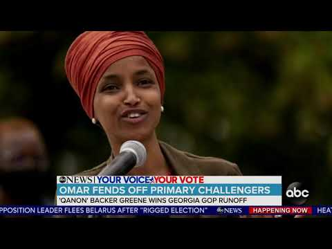 Rep. Ilhan Omar prevails in contentious Minnesota primary race