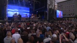 Åge Aleksandersen - Mitt land, mitt land @ Live Trondheim torg 2009