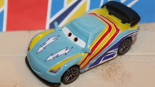 Disney Cars Fernando Alonso - Spanish World Grand Prix Racer - Custom (International Version)