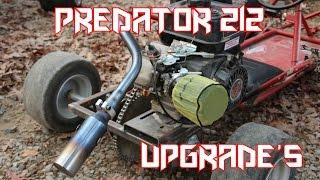 BRONDA Engine, Custom Intake and Exhaust System (BRONDA Part 2