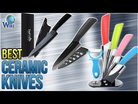 10 Best Ceramic Knives 2018