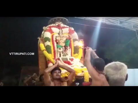 Vattavilai Then Tirupati Perumal Garuda Vahana Sevai 2019