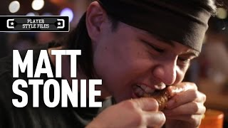 Player Style Files: Matt Stonie