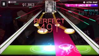 EXO - CBX / Cherish [SuperStar SMTOWN] (full combo)