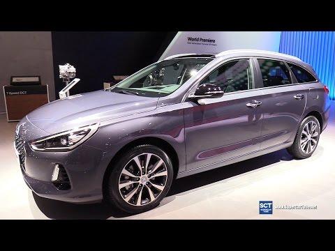 Hyundai I30 Wagon Универсал класса C - рекламное видео 3